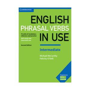 english phrasal verbs in use intermediate second edition
